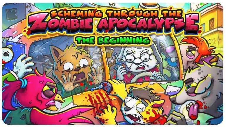 Scheming Trough The Zombie Apocalypse